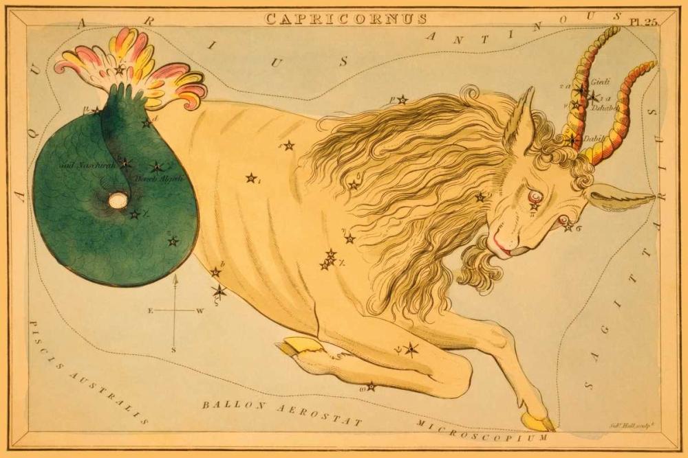 Capricorn, 1825