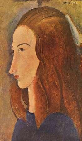 a9c6296b81d Art on demand · Head Of A Woman. Head Of A Woman · Amedeo Modigliani