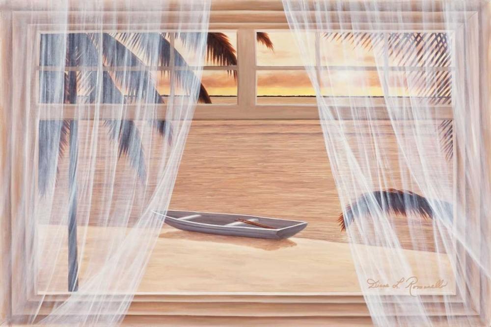 Amber Palm Windows