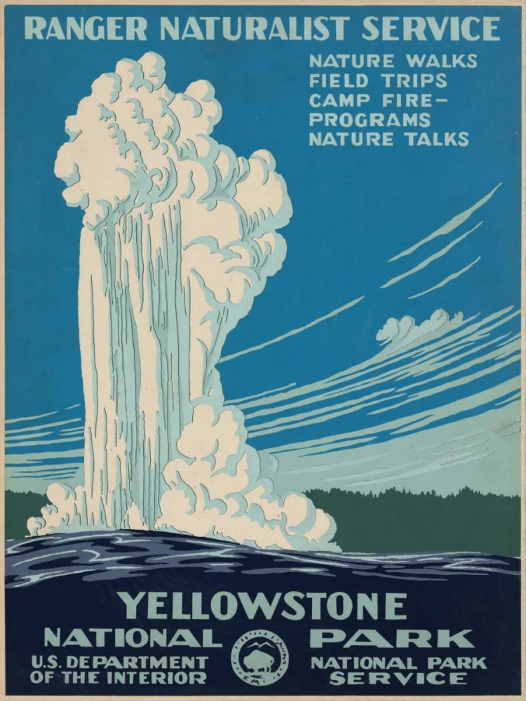 Yellowstone National Park, ca. 1938