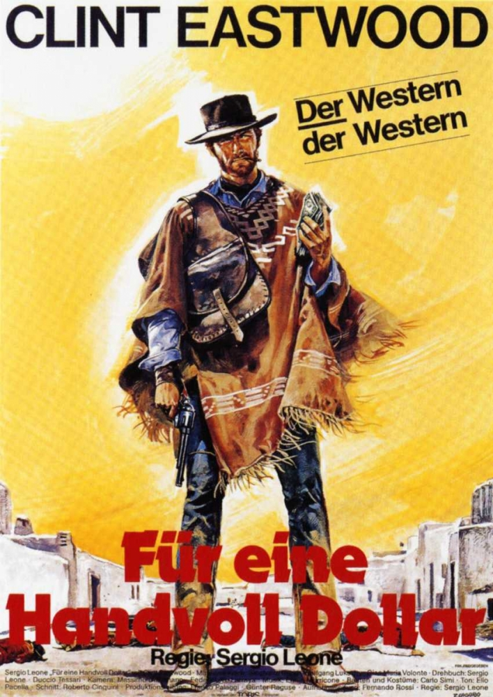 A FISTFUL OF DOLLARS (aka PER UN PUGNO DI DOLLARI)