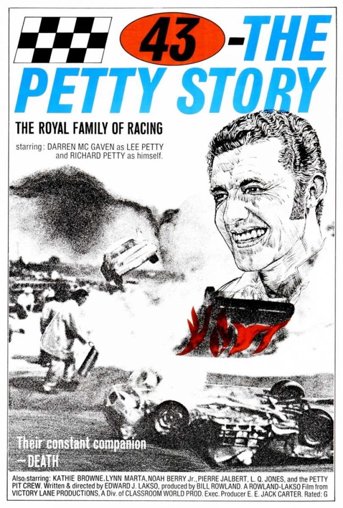43: THE RICHARD PETTY STORY
