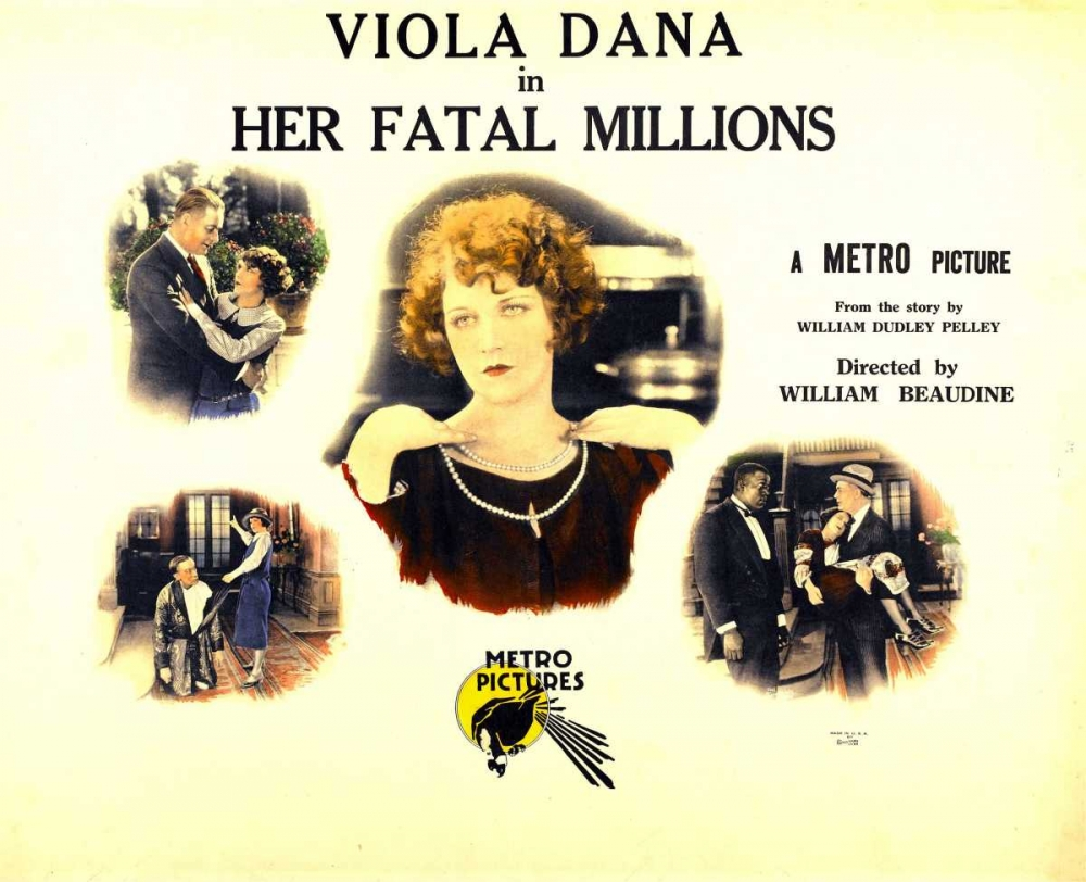 HER FATAL MILLIONS