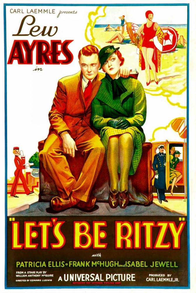 LETS BE RITZY