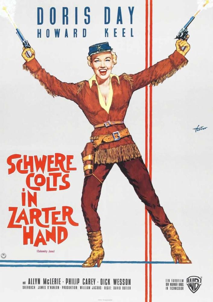 CALAMITY JANE (aka SCHWERE COLTS IN ZARTER HAND)