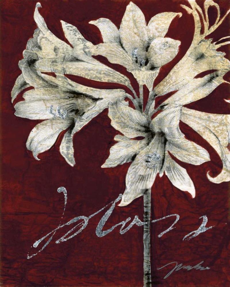 Cabernet Blossoms II