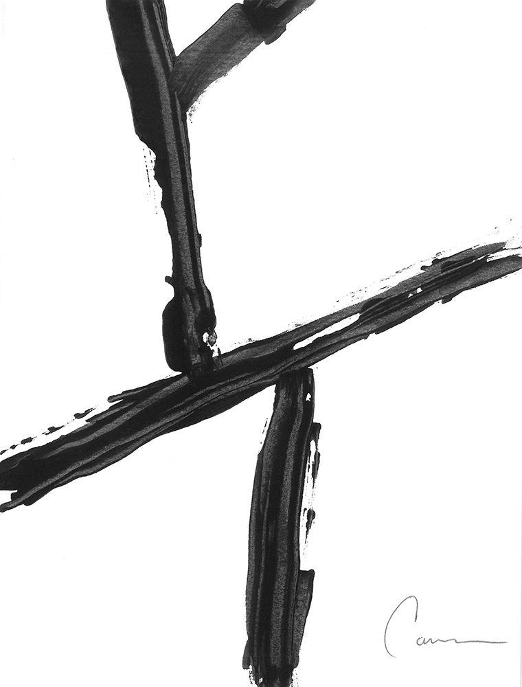 Abstract Line Drawing II