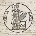 French Stamp I