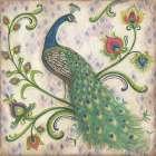 Feathered Splendor I