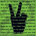 Peace Sign II