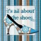 Girly Shoe I