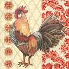 Bohemian Rooster II