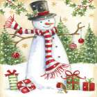 Snowman Merriment