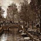 Autumn in Amsterdam IV