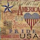 America Typography II