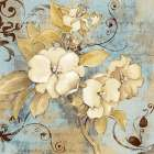 Blue Fragrant Notes I