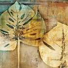 Gold Leaves II