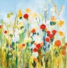 Wildflower Afternoon Crop