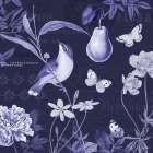 Botanical Blue V