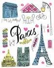 Travel Paris White