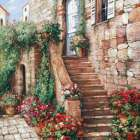 Stone Stairway Petites B