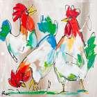 Cocks Talking