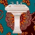 Spice Bathroom III