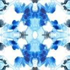 Blue Kaleidoscope III
