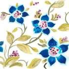 Abbey Floral Tiles II