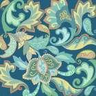 Paisley Painting I