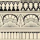 Ornamental Tile Motif VII