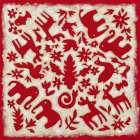 Folk Story in Red