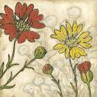 Indian Summer Florals II