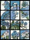 Asure Botanical I 12-Patch