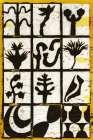 Black Botanical 12-Patch