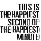 The Happiest III