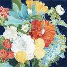 Midnight Florals III