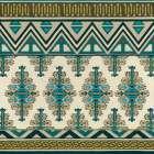 Turquoise Textile II