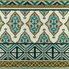 Turquoise Textile III