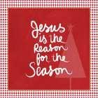 Jesus is the Reason - Border