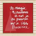 The Magic of Christmas - Border
