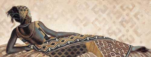 Femme Africaine V