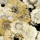 Floral Abundance in Gold II