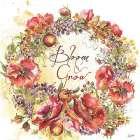 Bloom and Grow Wreath
