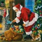 Santas Magic Touch