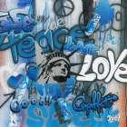PEACE LOVE GRAFFITY