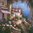 Mediterranean Arches I