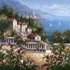 Mediterranean Arches III