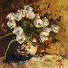 March Tulips II