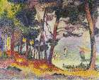 The Pine Wood (Provence)